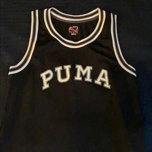 c42770ddfd68 Men s Black Puma Tank Top on Poshmark